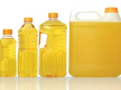 Refined Rapeseed (Canola) Oil